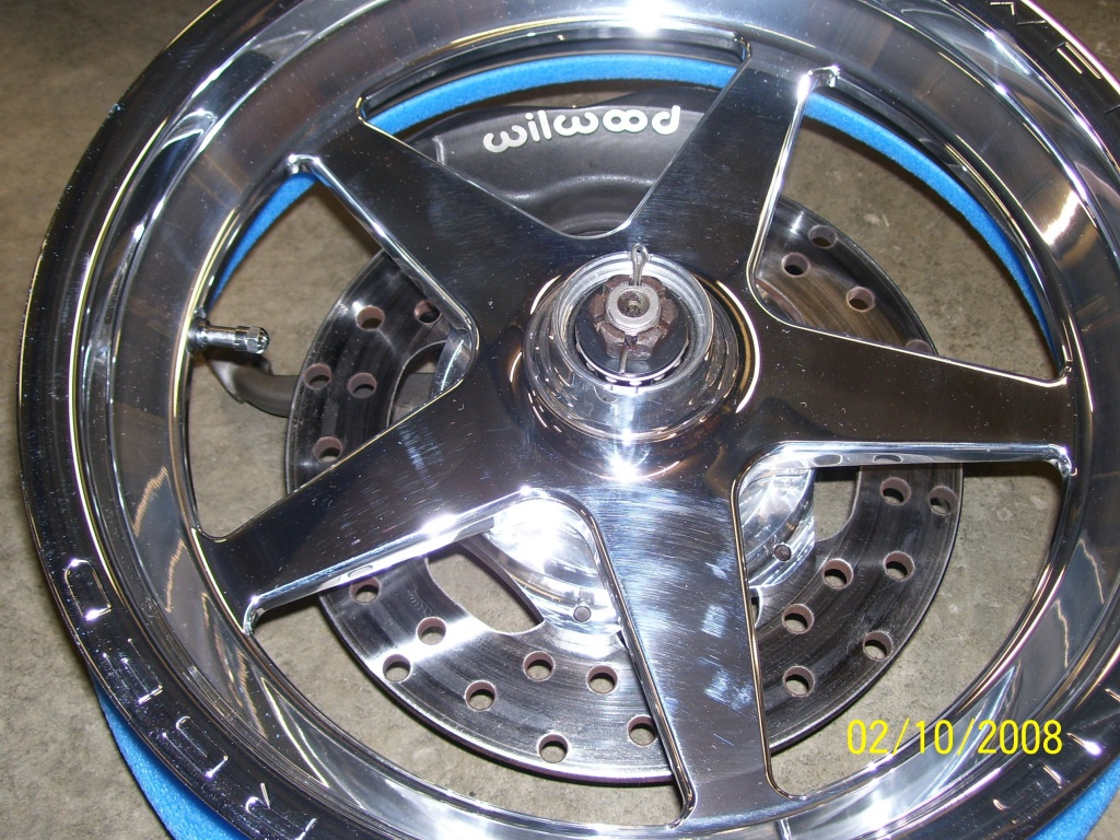 Spindle Mount Wheel Conversions